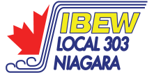 IBEW Local 303 Niagara Logo